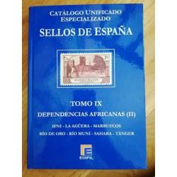 ESPECIALIZADO IX DEPENDENCIAS AFRICANAS II