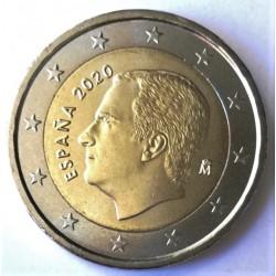 2 euros Felipe VI 2020