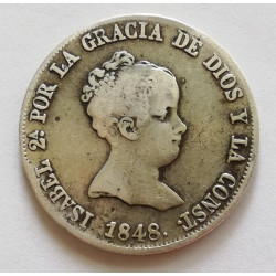 4 R Madrid 1848