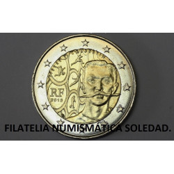 2 € DE ALEMANIA DE 2013 BADEN-WURTTEMBERG