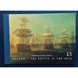 NELSON THE BATTLE OF THE NILE