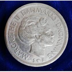 Dinamarca 10 coronas 1979