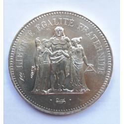 FRANCIA - 5 FRANCOS  1876 PLATA