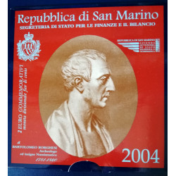 2 € SAN MARINO 2004
