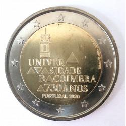 UNIVERSIDAD DE COIMBRA 2020
