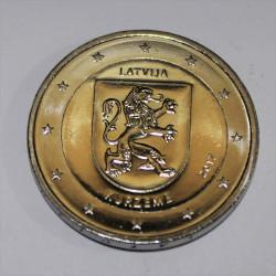 2 € LETONIA