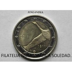2 € FINLANDIA 2011