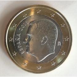1 EURO DE FELIPE VI 2018