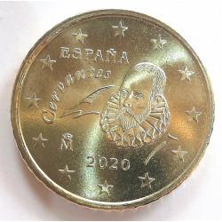 50 cts Felipe VI 2020