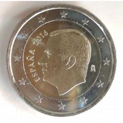 2 EUROS DE 2016