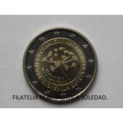 2 € BELGICA 2010