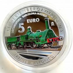 Xll Serie Ibéroamerica Trenes Históricos 2020