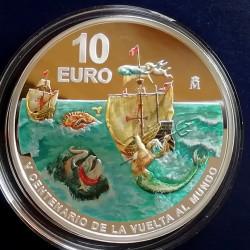 10 € MAR TENEBROSO