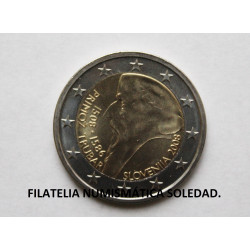 2 € ESLOVENIA 2008
