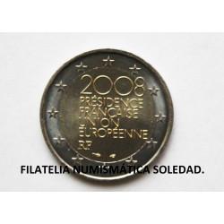 2 € FANCIA 2008
