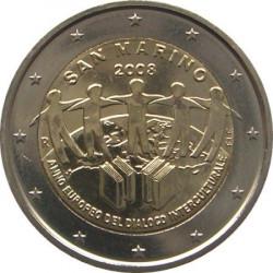 2 € SAN MARINO 2008