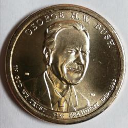 1 Dolar George Bush P