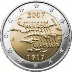 2 € FINLANDIA 2007