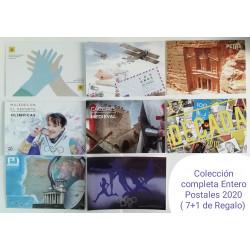 Entero postales 2020