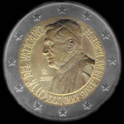 2 € VATICANO 2007