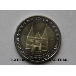 2 € ALEMANIA 2006