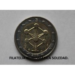 2 € BÉLGICA 2006