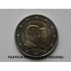 2 € LUXEMBURGO 2006