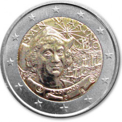 2 € SAN MARINO 2006