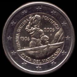 2 € VATICANO 2006