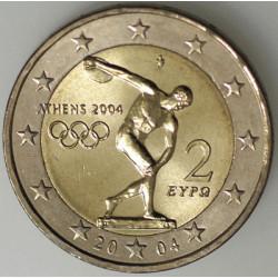 2 € GRECIA 2005