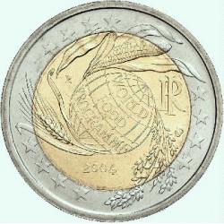 2 € ITALIA 2005