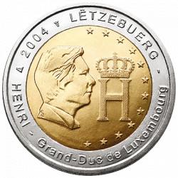 2 € LUXEMBURGO 2005