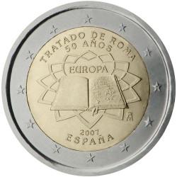 2 € ESPAÑA 2007
