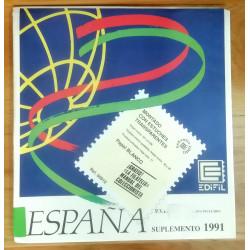 España 1991 transparente