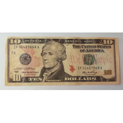 10 dólares 2006 U. S. A