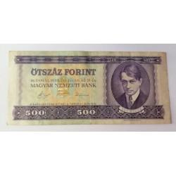 Budapest 500 Forint