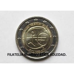 2 € BÉLGICA 2009