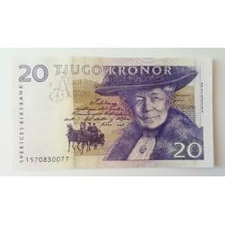 Suiza 20 francos