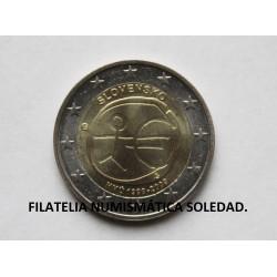 2 € ESLOVAQUIA 2009