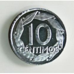 MONEDA DE 10 CENTIMOS 1959