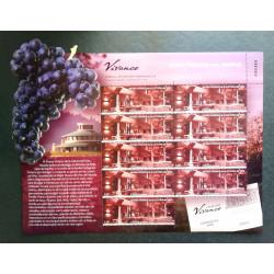 Pliego Premium Museo Vino Vivanco 2021