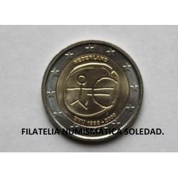 2 € HOLANDA 2009