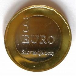 3 EUROS DE ESLOVENIA 2013
