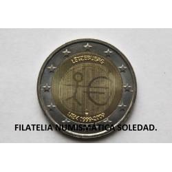 2 € LUXEMBURGO 2009