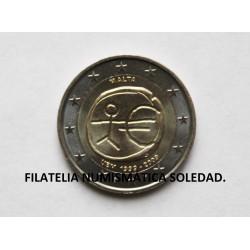 2 € MALTA 2009