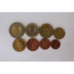 SERIE EUROS DE ALEMANIA