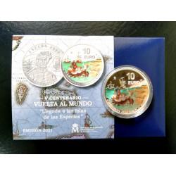 10 € Islas de las Especias