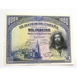 1.000 PESETAS 15 AGOSTO 1928