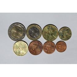 SERIE DE EUROS DE FRANCIA MIXTA