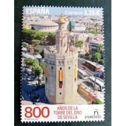 800 años Torre del Oro